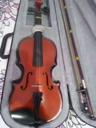 Vendo Violino sem as cordas
