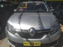 Renault Sandero 1.6 completo novíssimo com GNV único dono
