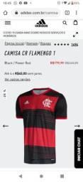 Camisa flamengo tamanho G