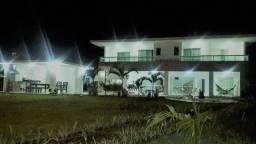 Casa Alto Luxo no Condomínio Encontro das Águas com 5 suites