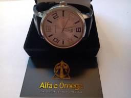 Relógio séculos masculino pulseira de silicone original.
