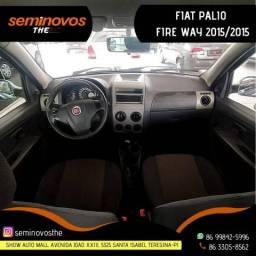 PALIO 2015/2015 1.0 MPI FIRE WAY 8V FLEX 4P MANUAL
