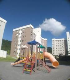 Apartamento com 2 dormitórios à venda, 50 m² por R$ 128.000 - João Pessoa - Jaraguá do Sul