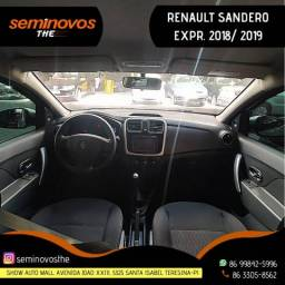 SANDERO 2018/2019 1.0 12V SCE FLEX EXPRESSION MANUAL