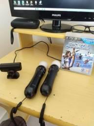 Controle Ps move para PS3