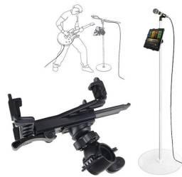 Suporte Para Tablet Pedestal Ajustável 360°