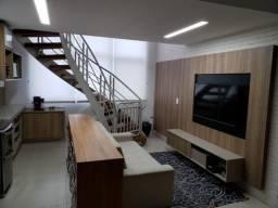 Apto duplex com 3 dormitórios no Residencial Castelbello