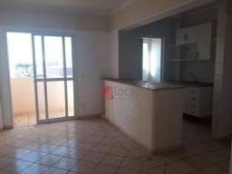 Apartamento para alugar, 54 m² por R$ 850,00/mês - Vila Redentora - São José do Rio Preto/