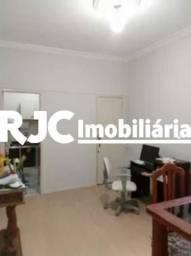 Apartamento à venda com 2 dormitórios em Rio comprido, Rio de janeiro cod:MBAP24179