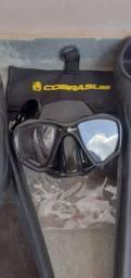 Máscara cobra é nadadeira Velox comprar usado  Cabo Frio