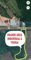 Área Industrial de 44.802 m² à Venda em frente à BR-280, Araquari/SC