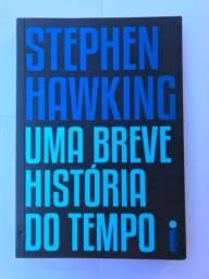 Livro: Uma Breve História do Tempo por Stephen Hawking