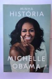 Livro: Minha História por Michelle Obama