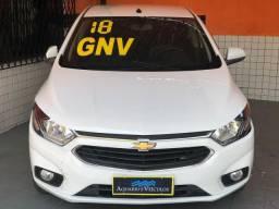Prisma ltz + gnv + automatico + 1,4 + completo + ( otimo uber )