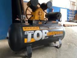 Compressor Chiaperini 200L 5HP