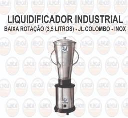 Liquidificador 3,5 litros industrial (baixa rotação) - Colombo