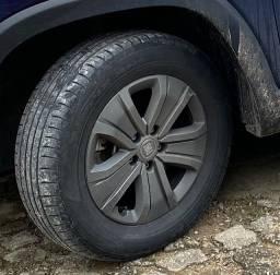 Jogo roda com pneu toro original aro 16