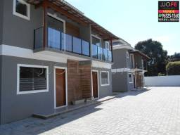 Duplex à venda com 2 suítes no Condado de Maricá próximo ao Flamengo, Maricá!