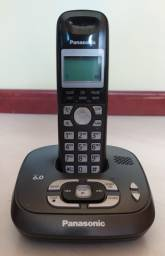 Telefone Panasonic Kx-tg4021lb Com Bina 1 Base