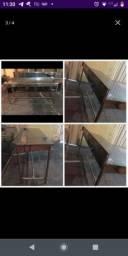Mesa açougue em Inox