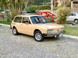VW - BRASILIA LS 1600 1979 aceito troca