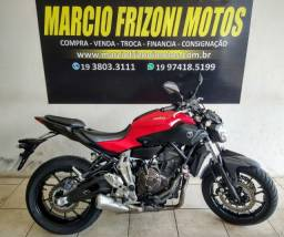 Yamaha mt-07 689cc 2016