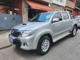 Toyota Hilux SRV 3.0 automatico