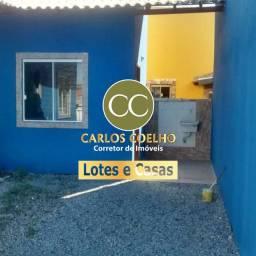 S 503 Casa Linda no Bairro Florestinha em Unamar - Tamoios - Cabo Frio/RJ