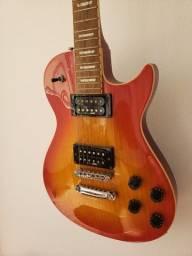 Guitarra Washburn Les Paul + Soft Case Crossrock
