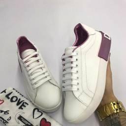 Tênis Dolce & Gabbana branco