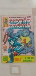 Hq - Almanque Do Capitão América nº 82