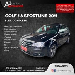 Golf 2011 Sportline com teto !!!
