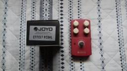 Pedal Joyo Deluxe Crunch (Novo) Promoção Black Friday!!!