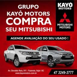 Compro seu Mitsubishi.
