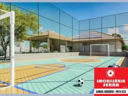 SAM [E428] Vista Jardim - 44m² - 2 quartos - Condomínio completo