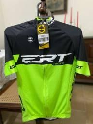 Camisa ciclismo ERT ELITE nova com etiqueta
