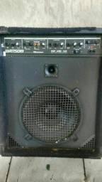 Caixa amplificada Wattson pop LINE 160 entrega
