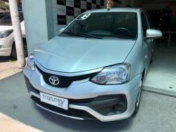 Toyota Etios 2018 X 1.5 AUT