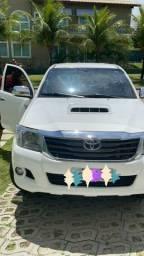Toyota Hilux 2014 4x4 disel