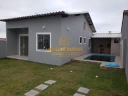 JD- Linda casa com piscina, gourmet, cisterna