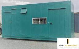 Escritório Container 15m²