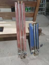 Cortador de pisos e cerâmicas 90 cm e 50cm