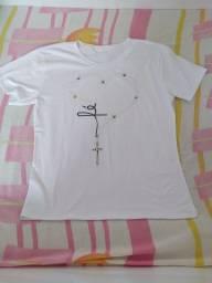 Camiseta bordada g
