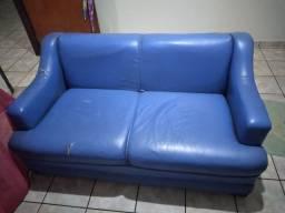 Sofá mais cadeira