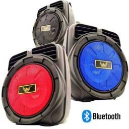 Título do anúncio: Caixa de som Altomex Original Bluetooth Rádio Música