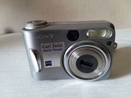 Câmera Sony colecionadores