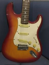 Título do anúncio: Guitarra Condor Stratocaster Sunburst