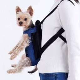 Título do anúncio: Mochila canguru para transportar pet