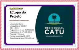 Venha investir ::: Loteamento residencial Catu:::