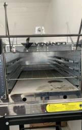 Título do anúncio: Vendo forno industrial com infravermelho